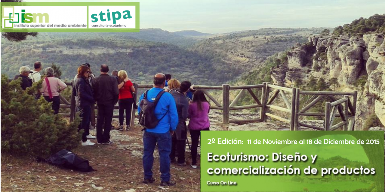 Second edition Ecotourism Course (Design and Marketing Products)