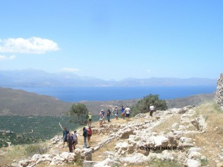 Crete's Culinary Sanctuaries/Center for Responsible Travel Seminar in Crete, Greece July 10-16, 2017