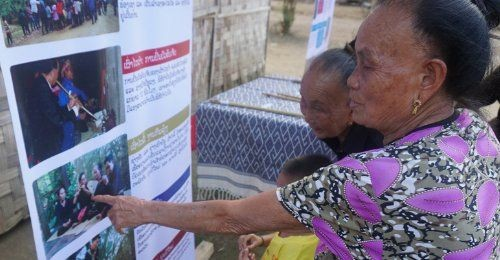 Music Dissemination Project and other news from the  Traditional Arts & Ethnology Centre, Laos