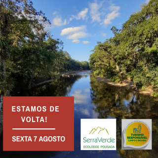 A local Convention & Visitors Bureau facilitates a safe return for Tourism, in Morretes, Brazil