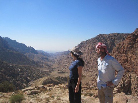 An experimental authentic experience of Eco-Tourism in Dana Biosphere Reserve, Jordan (IUCN MEET project)