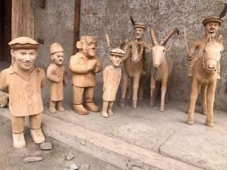 Wooden Images of Kalasha Valley, Chitral, Pakistan - Batuta Travels - Medium