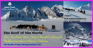 A Taste of Adventure With Batuta Travels to Eastern Pamir (Broghil), Pakistan