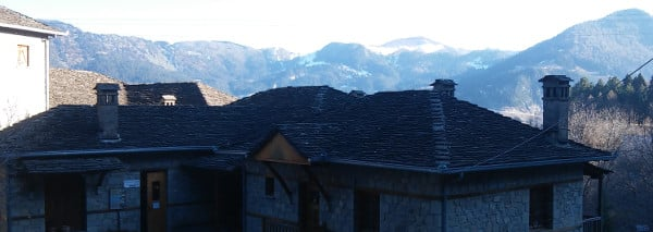 Typical Metsovo View (Photo by ECOCLUB.com Team)