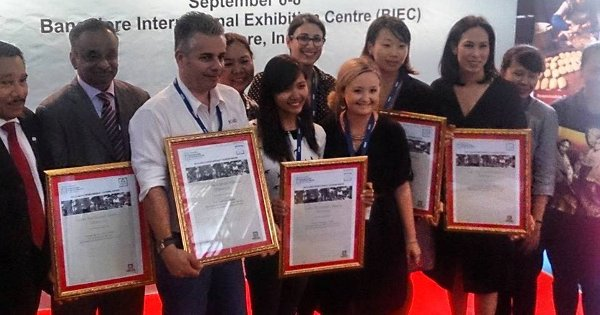 Winners of the Wild Asia Awards 2015