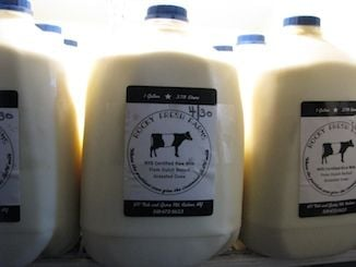 milk in fridge 345X238