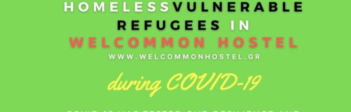On International Migrants Day, if you can please spare some time to support initiatives that support migrants and refugees around the world during a very difficult period. https://welcommonhostel.gr/slider/helpus2020/