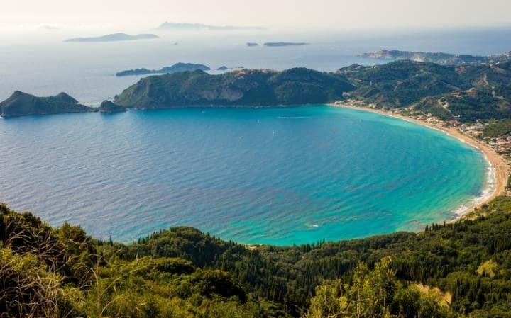 Corfu: Ag, Nikolas
