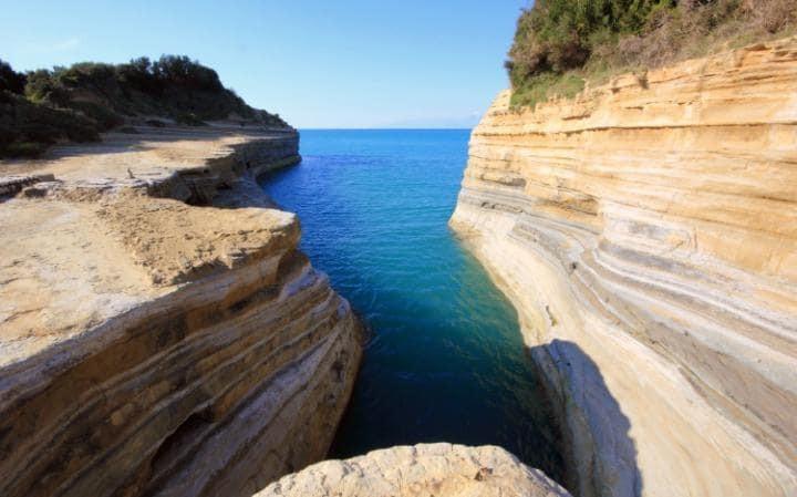 Corfu: Sidari