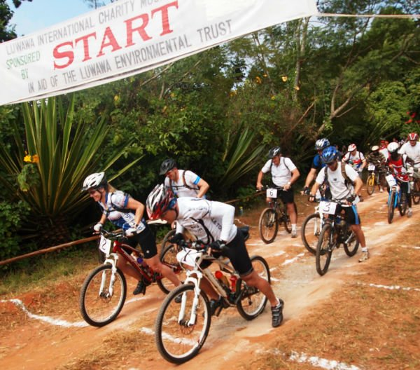 Luwawa Mountain Bike Race