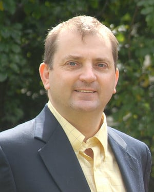 Mark Watson, Executive Director of Tourism Concern