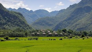 Mai Chau Ecolodge ® - Vietnam's Eco-friendly lodge (Official Video)