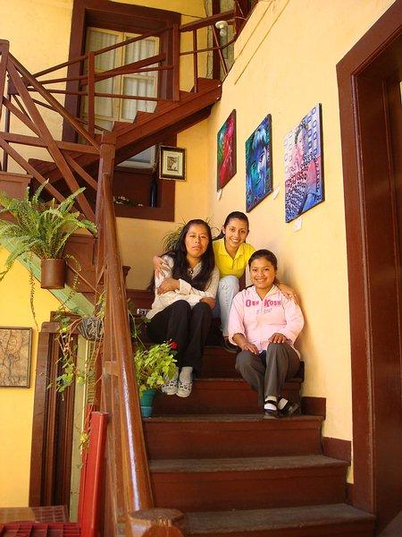 Language School Tourism & Guatemalan Women