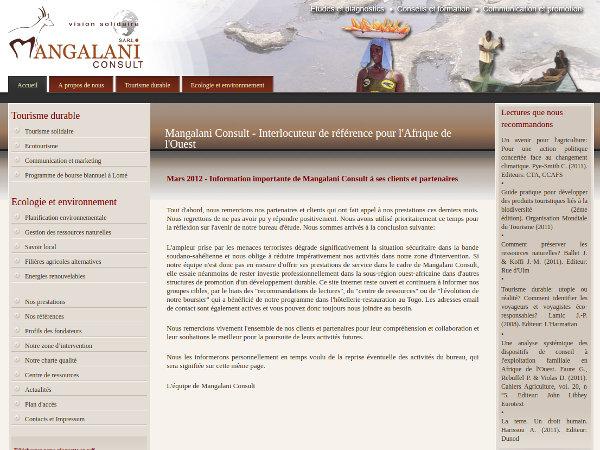 Mangalani Consult