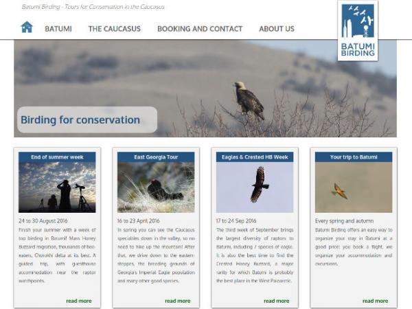 Batumi Birding