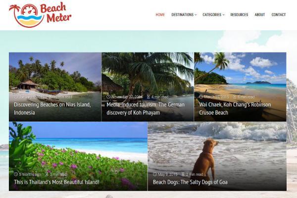 Beachmeter