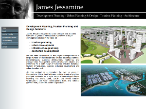 James Jessamine - Tourism Urban & Development Planning