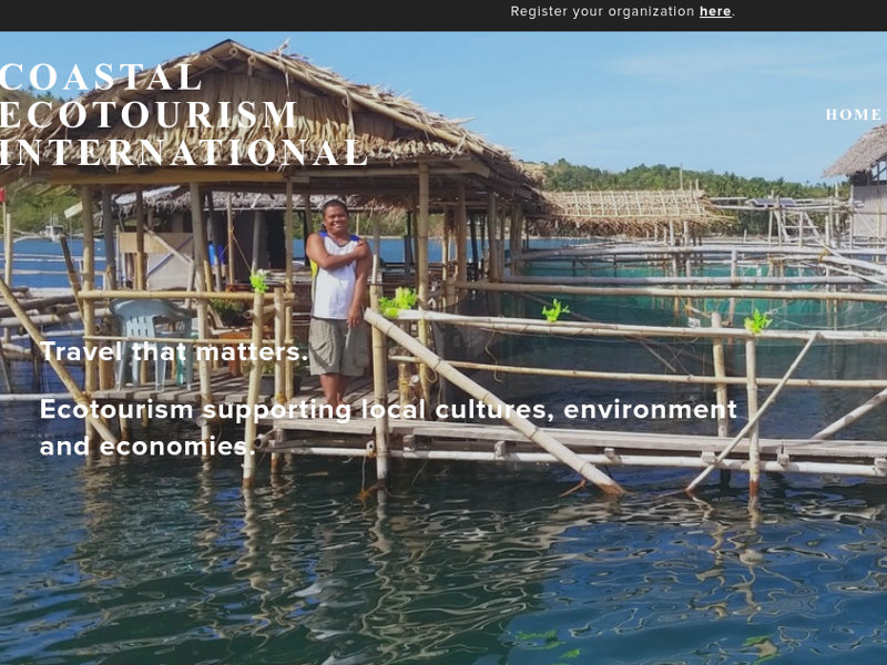 Coastal Ecotourism International