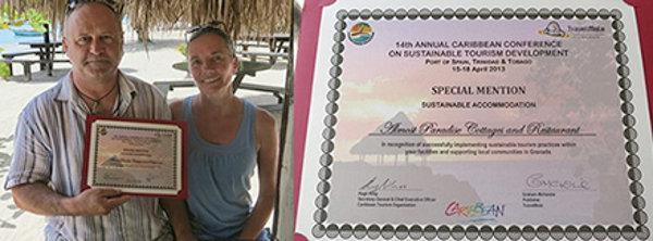 Sustainable Tourism Award