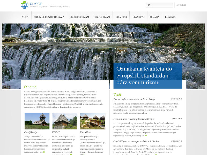 Centre for Sustainable and Responsible Tourism Development (CenORT)