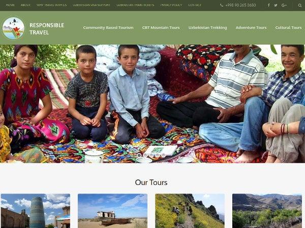 Responsible Travel Uzbekistan