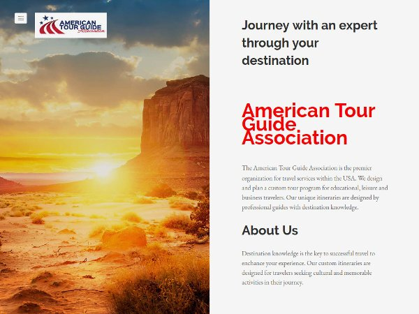 American Tour Guide Association (ATGA)