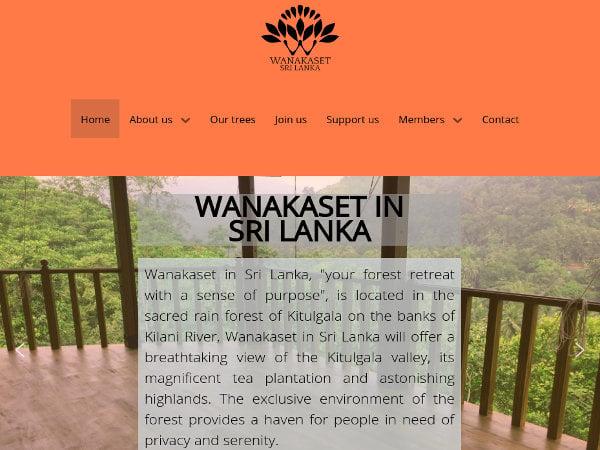 Wanakaset Sri Lanka