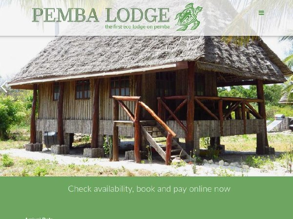 Pemba Lodge