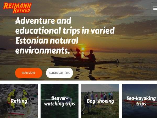 Reimann Retked - Adventure Tours in Estonia