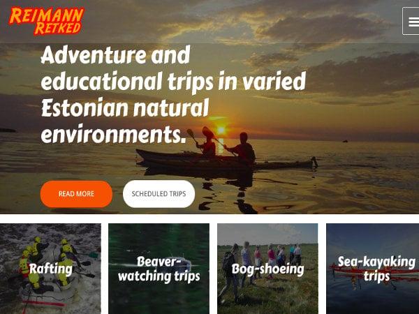 Reimann Retked - Adventure Tours in Estonia