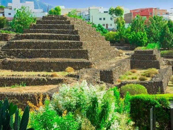 Pirámides de Güímar