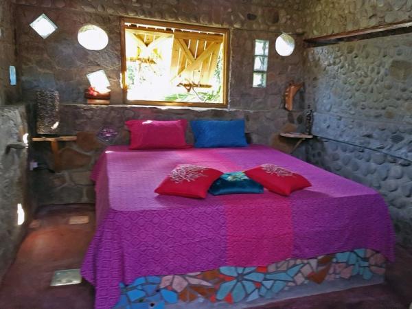 Stone Loft, Bedroom
