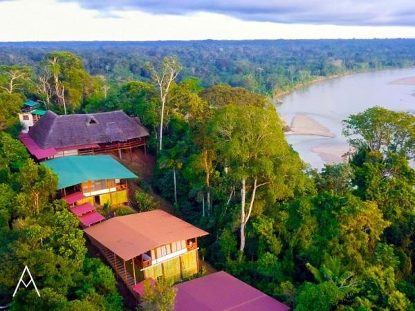 R210105-EC: Ayanasha Ecolodge - Hotel for Sale - Ecuador