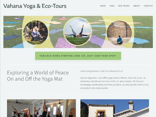 Vahana Yoga & Eco-Tours